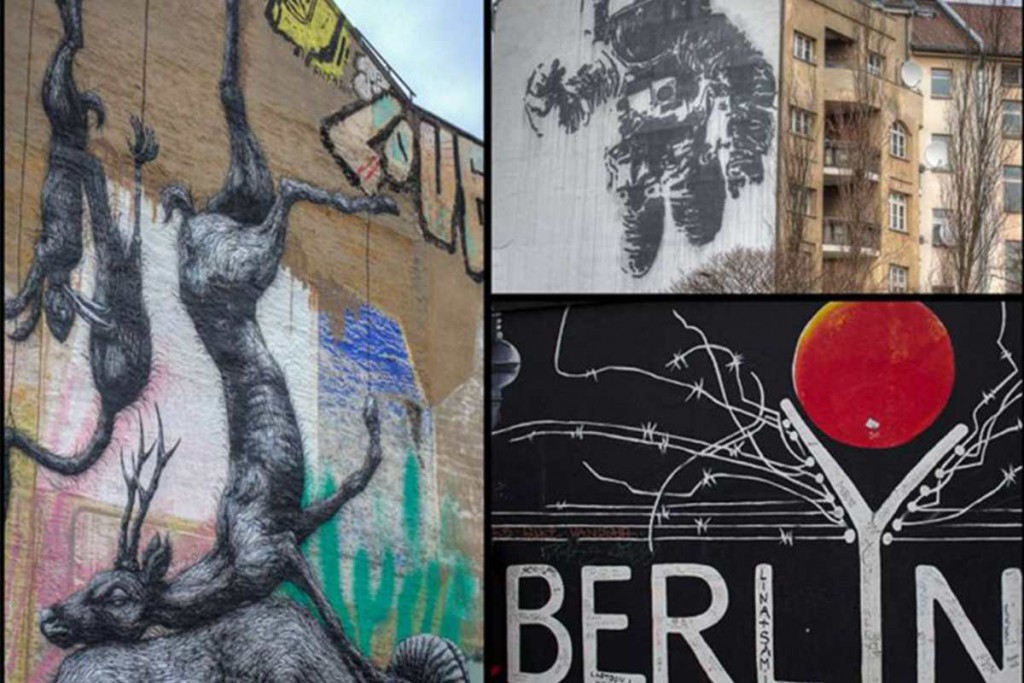 Take a walk across Berlin in 2016! This is one of the guided tours you can find in Berlin, the center of alternative culture and the hotel of graffiti. Take the best tour out all tours! Walking with us is the right choice. Follow our blog or find us on facebook