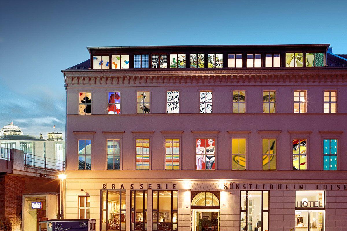 art hotels berlin Arte Luise Kunsthotel