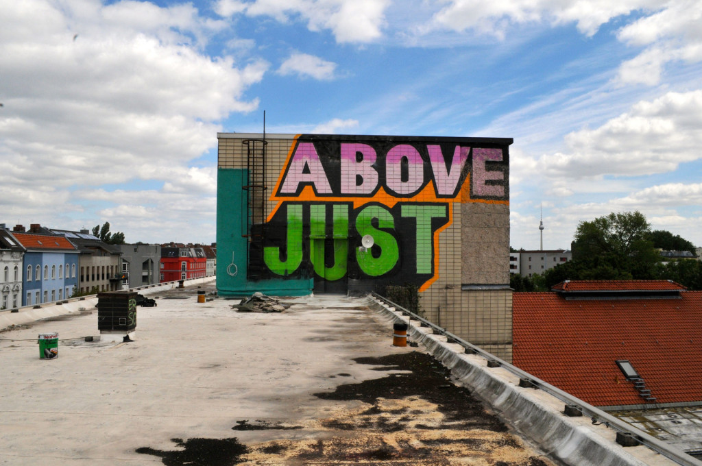 Above & Just