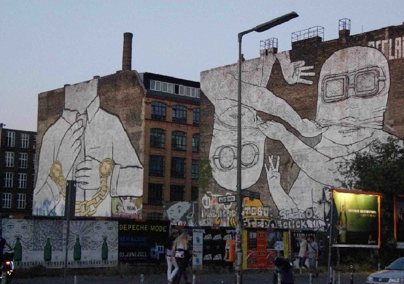 graffiti  black  just kreuzberg new  facebook  hotel twitter  view  urban 2014 hotels like big