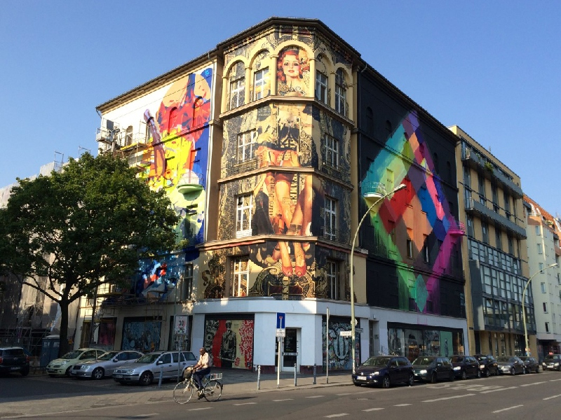 berlin is getting its first street art museum. Black Bedroom Furniture Sets. Home Design Ideas
