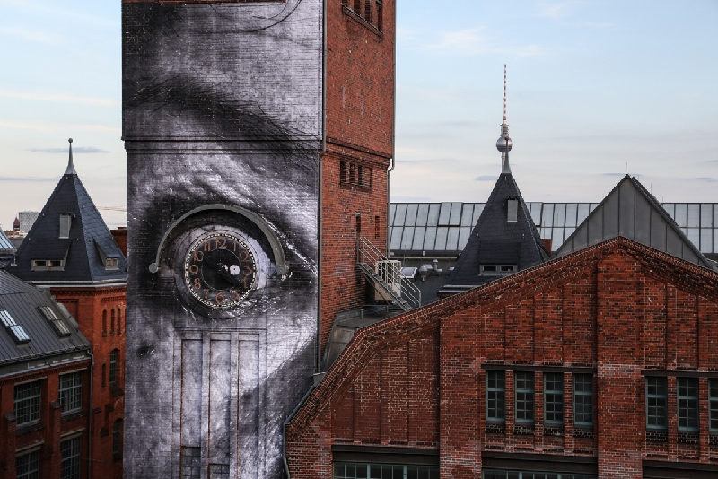 jr street art berlin JR, artist, paris, inside, women, women new york, pasted, news, 2015, share, ellis island, film, images, new, –, youtube springmann, künstler, required france heroes