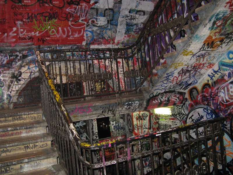 Tacheles, hotels shopping, new, use east, europe, travel, link, 2011, 2016, facebook, museum