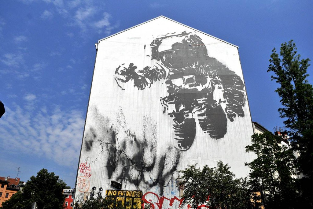 Victor Ash - Astronaut