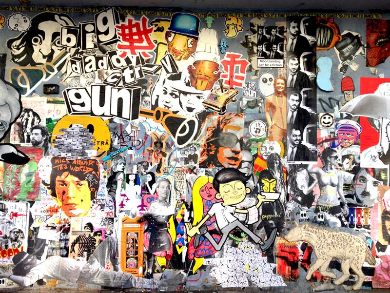 #tona #tian #Taosuz @d7606 @d7606art @jones_streetart #Anonym #St8ment #Stinkfish @decycle #decycle #sope @robithedog #L.E.T. #sobr #berlin #streetart #urbanart #spraypaint #stencil #collages #graffiti #poster #pasteup #timetodance #photoautomatberlin #kubrick #stencilart #berlinstreetart #streetartberlin
