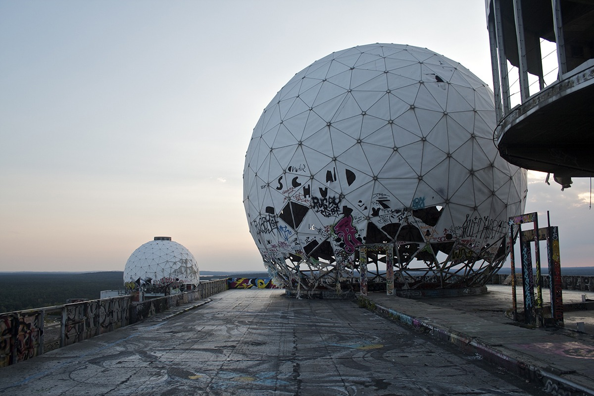 Teufelsberg berlin  museum hotels  memorial travel berlin things