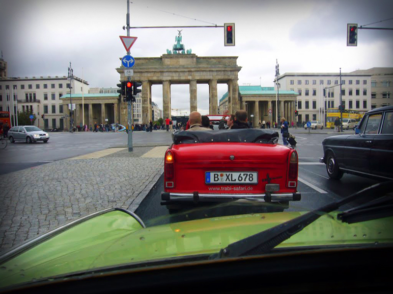 Berlin offers the incredible tours of the Wall, the Museum Island and a stay in comfy hotels